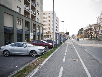 DEPOSITO COMMERCIALE via Borgo Palazzo